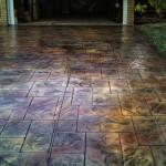 Slate Impression Concrete