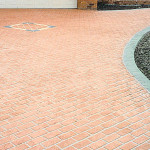 Stenciled Concrete Driveways