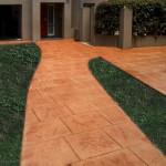 Slate Impression Concrete Melbourne