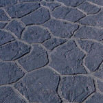 Stenciled Concrete Driveways Melbourne