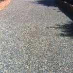 Agregate Concrete Driveway
